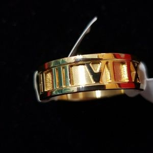 Other - Men's gold band sz12